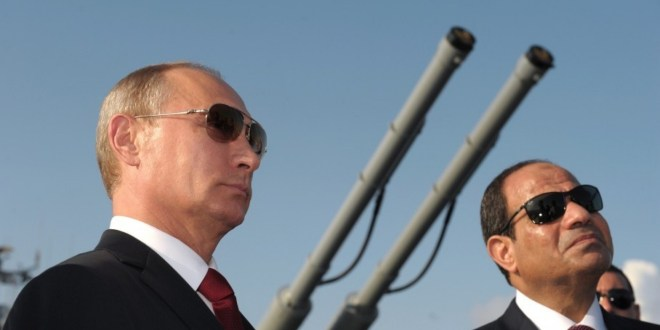 Saudi Arabia's hostile relationship with Russia is leaving Egypt stuck in the middle