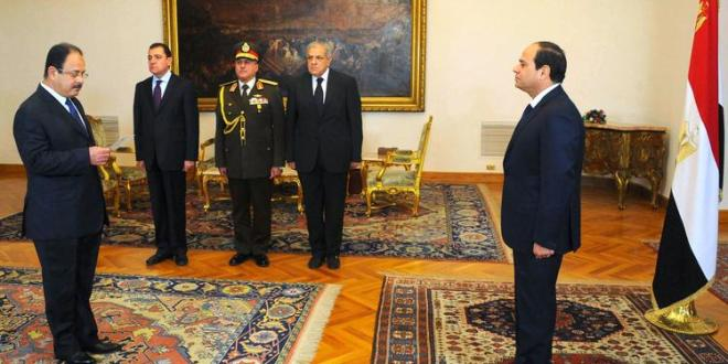 Egypt's interior minister is replaced; no easing of crackdown expected