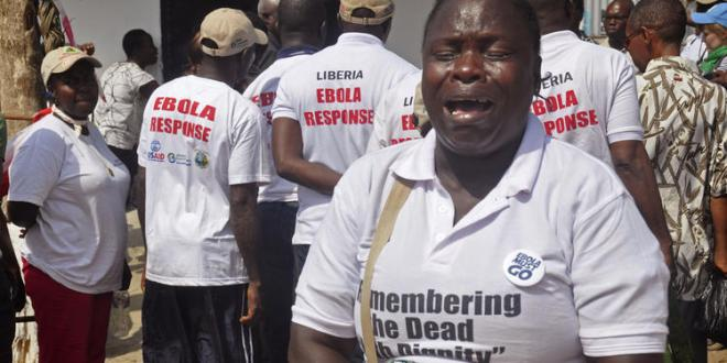 Ebola's lingering pain: Liberians rue use of cremation