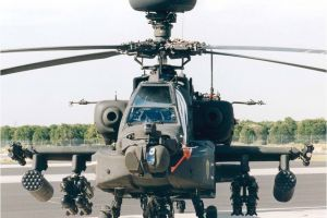 Lawmaker: Removal of Apache Helicopters from Guard 'Devastating'