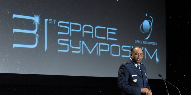 SMC Commander Highlights Developments at 2015 Space Symposium