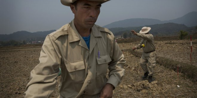 One Woman's Mission to Free Laos From Millions of Unexploded Bombs
