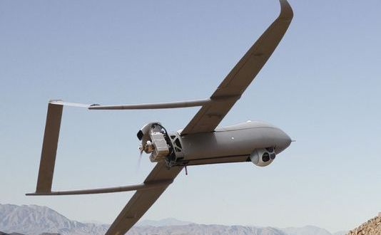 Are American UAVs flying in Lebanon?