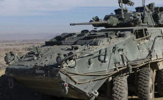 Canada Eyes Lighter, Stronger Armor