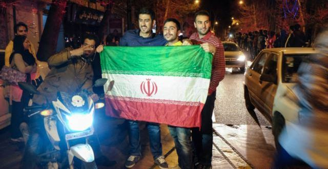 Iranians Exchange Jokes About Tentative Nuclear Deal