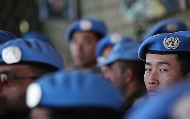 China: The World's New Peacekeeper?