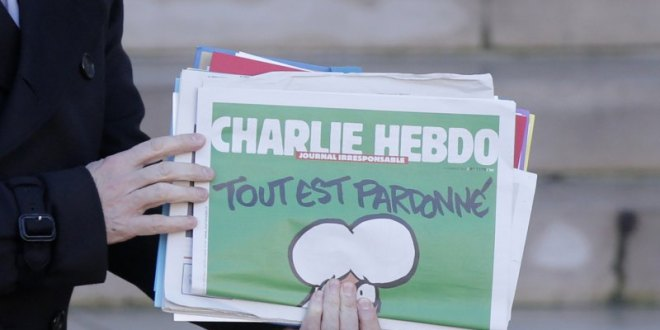 Inside the Civil War at 'Charlie Hebdo'