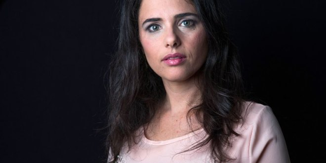 The Scariest Politician in Israel: Ayelet Shaked
