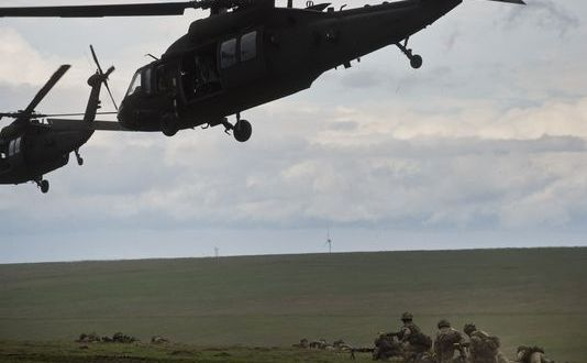 NATO Rises to New Training Challenges