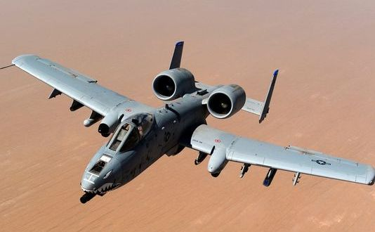 Senate leaders vow to block A-10 cuts