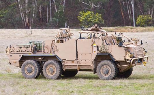 Norway Picks Supacat High-Mobility Vehicle