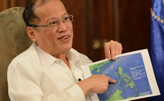 Aquino: Philippines To Fly Over Disputed South China Sea