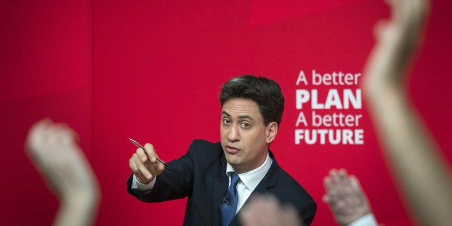 Long-shot Miliband now the favorite to become Britain's prime minister