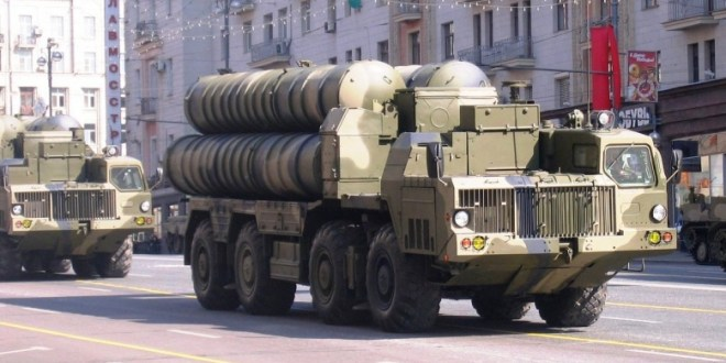NATO Beware: Turkey May Buy Russia's S-300 Air Defense System