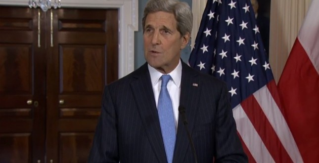 Kerry to visit Saudi Arabia amid regional unrest