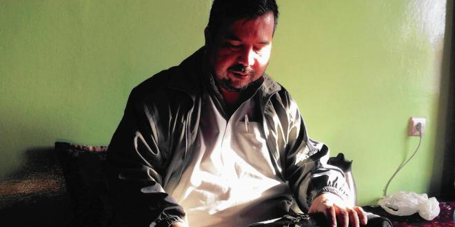 From U.S. ally to prison to redemption in Afghanistan