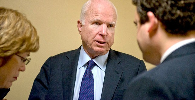 Obama's last hope on Gitmo: John McCain?
