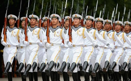 Report: China Orders Civilian Ships Adapted For Military Use