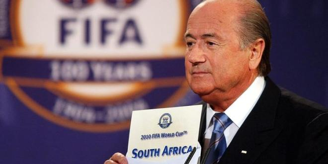 South Africans taunt government in FIFA bribery scandal