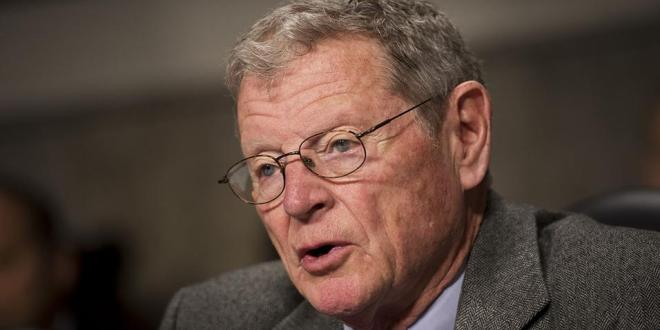 Jim Inhofe: Where will transgender troops go to the bathroom?