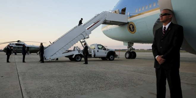 Obama heads to Kenya in first visit since taking power