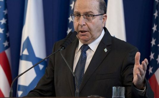 Israeli Defense Minister Assails Panel Findings