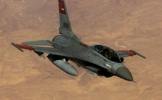 US Delivers F-16s To Egypt Ahead of Kerry Visit