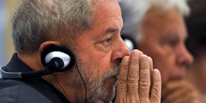 Brazil Jolted by Probe of Ex-Leader 'Lula'