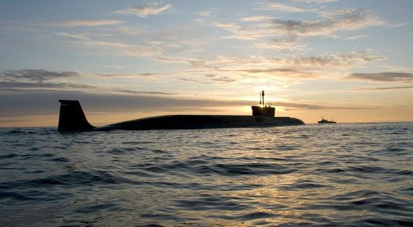 New Pacific Russian Nuclear Missile Submarine Facility Could Open by October