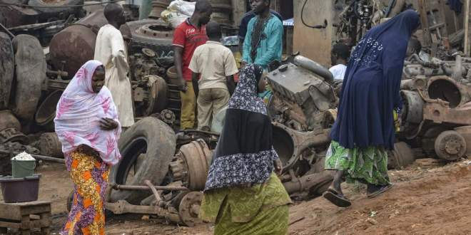 2 Suicide Bombers Kill At Least 20 People in Cameroon