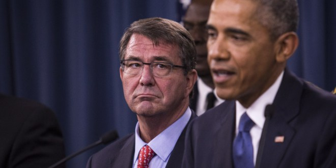 Defense Chief: Obama Likely to Be Out of Office Before Assad
