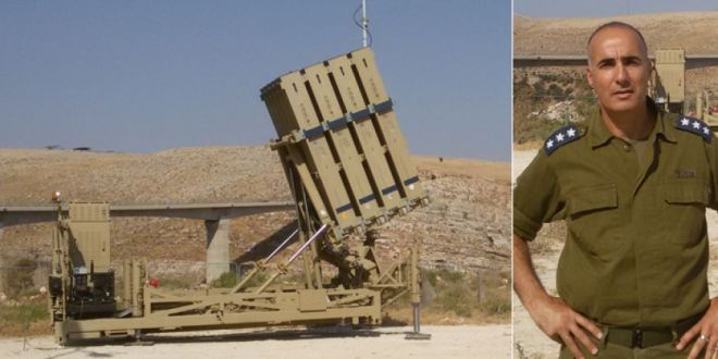 Israel readies Iron Dome on Lebanon border as Hezbollah anticipates arms from Iran