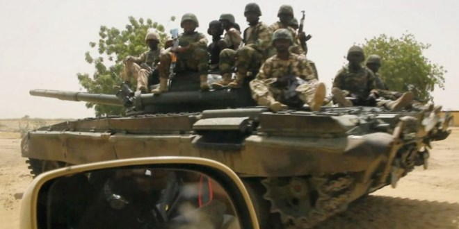 Nigeria to audit arms deliveries, push for defence industry revitalisation – IHS Jane's 360