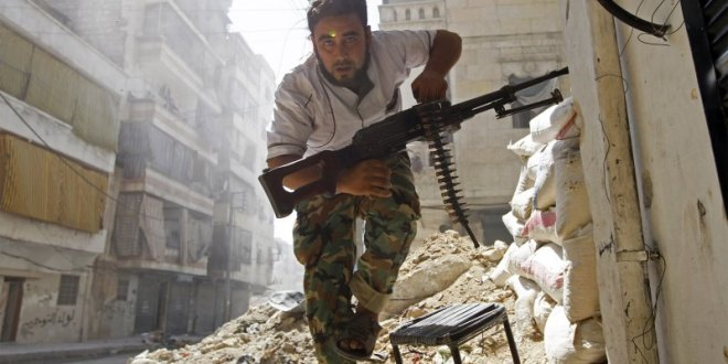 U.S. Shelves Its $500M Syrian Rebel Army – The Daily Beast