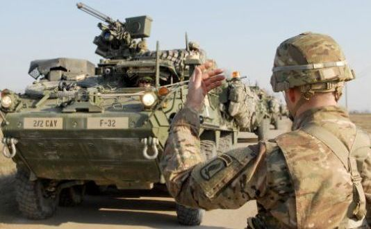 US Army: Strykers Need Bigger Gun to Fight Russia