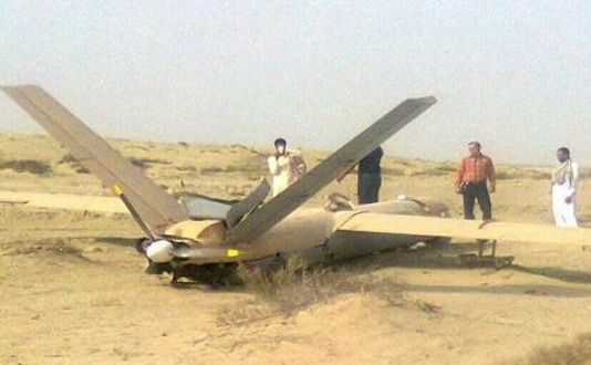 INTERCEPTS: Check Out a Crashed Iranian Drone
