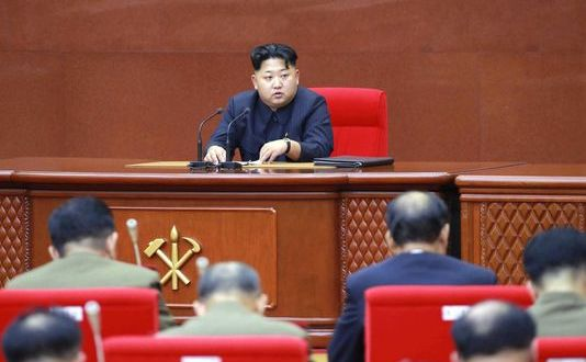 Kim Jong Un: North Korea's 'military muscle' prevented war with South