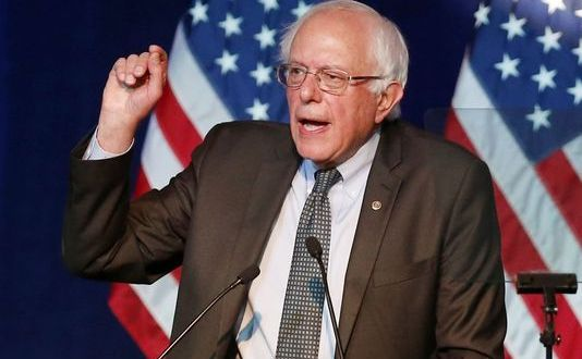 Sanders says he would be prepared to use military force