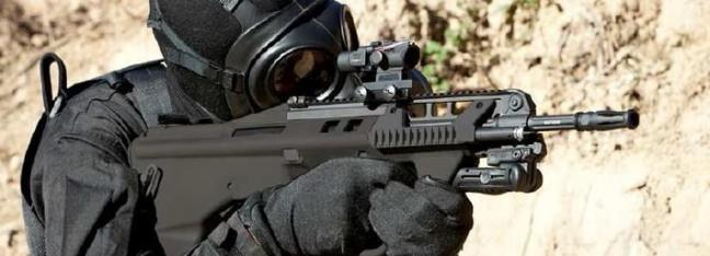 Thales supplying new rifles to Australian miitary
