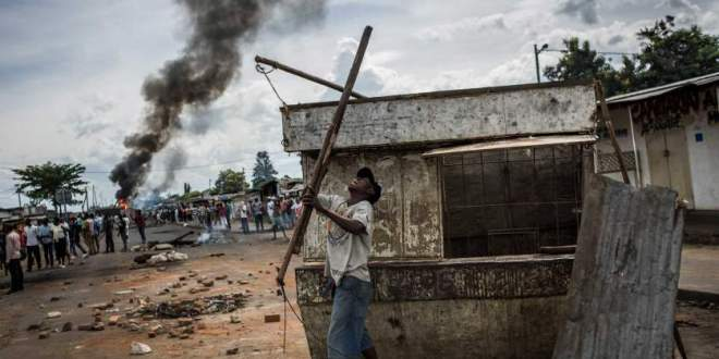 Gunfire in Burundi After Assassination of General