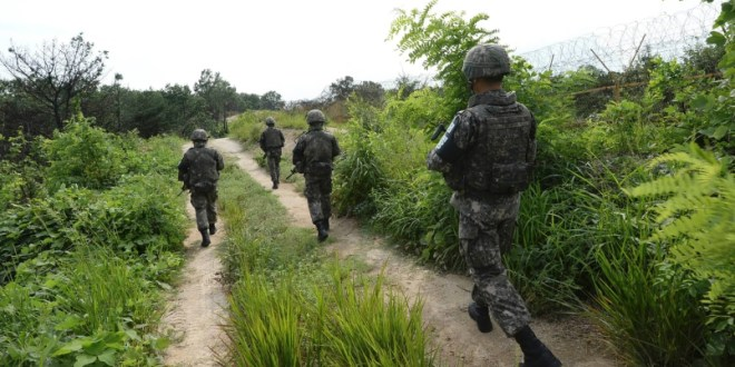 South Korea has few options to land mine attack, experts say – Pacific – Stripes