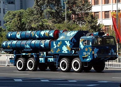 China to Showcase Never-Before-Seen Weapons and Equipment in Military Parade | The Diplomat