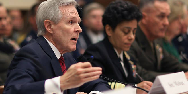 2016 elections: Navy Secretary Ray Mabus fires back at GOP