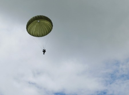 Special operations Soldiers to parachute into Ohio sporting events