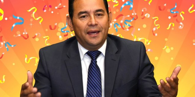Guatemala Elections: Send in the Clown? – The Daily Beast