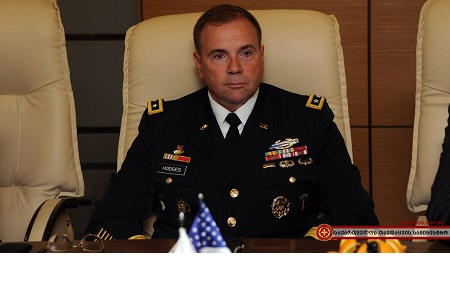 Agenda.ge – US Army will support Georgia in time of need, says US military official