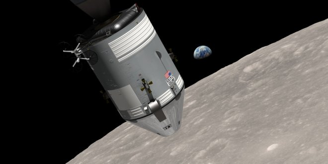 5 Reasons Why The International Space Station Should Really Orbit The Moon – Forbes