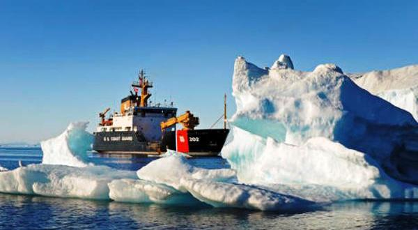 Russia Makes Play for Arctic, Obama Seeks More Coast Guard Icebreakers | Military.com