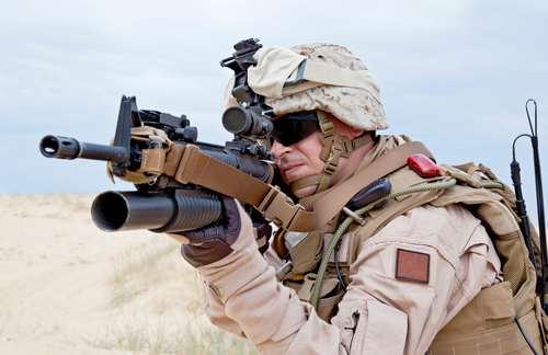 Marines unveil plan to modernize their small arms arsenal