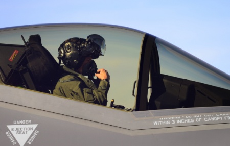 Canada's F-35 Decision Poised To Shake Up Fighter Jet Market
